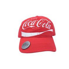 Coca-Cola Script Bottle Opener Hat | Coca-Cola Online Store