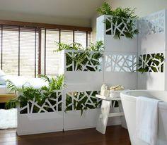 bloc-modulable-cloison-amovible-castorama - Decoration maison, Idees deco interieur, astuces et peinture