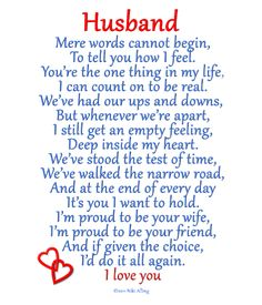 Shop Husband Love Postcard created by nikiclix. Personalize it with photos & text or purchase as is! Happy Anniversary To My Husband, Birthday Surprise For Husband, Anniversary Quotes For Him, Birthday Wishes For Boyfriend, Birthday Wishes For Myself, Birthday Wishes Quotes, Happy Bday Husband, Birthday Wishes To Husband, Anniversary Message