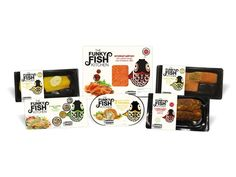 package design seafood - Google 검색