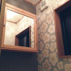 新築/収納/IKEA/ミラーキャビネット/モダンテイスト/和風モダン…などのインテリア実例 - 2015-05-01 23:34:55 | RoomClip(ルームクリップ)