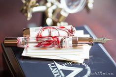 Goulet Pens Blog: Visconti Opera Master Crimson Tide Limited Edition