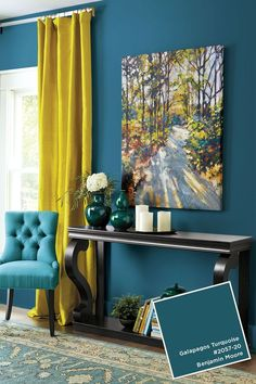 Get living room color ideas and spring decorating ideas with these pictures of decor for spring living rooms. Add interest to your living room with a fresh paint color. Browse our living room color inspiration gallery to find living room ideas & paint colors.
