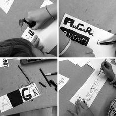 I ragazzi della quinta elementare delle scuole di Melide durante un'intera mattina hanno sperimentato la scrittura. In che modo? A p...