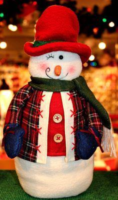 Sweet snowman (snowomen??)