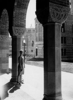 UCLA campus, 1930s