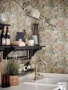 Top 10 ambientes com papel de parede