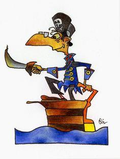 ILMOLODIQUILP:  Pirati dei Caraibi...