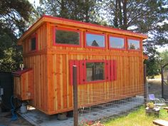 In this post I wanted to show you Molecule Tiny Homes latest tiny house project which is a 9' x 20' home built on skids. It was built for a client so it's already sold for $45,000 USD. That might s...