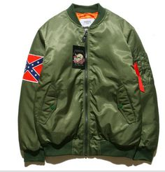 Limited Edition Yeezus Tour Bomber Jacket / High State Apparel