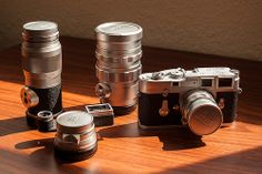 Leica M3 and Lenses