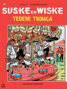 86 - Suske en Wiske - Tedere Tronica
