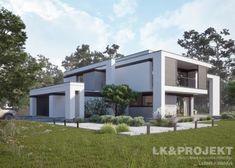 Projekty domów LK Projekt LK&1372 zdjęcie wiodące