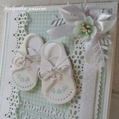 New Baby Cards, New Baby Products, Baby Shoes, Kids, Scrapbooking, Bebe, Young Children, Boys, Baby Boy Shoes