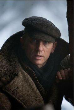 "lovedanielcraigme: "" swing-of-things: "" Daniel Craig - Defiance "" Also a beautiful movie ❤️❤️ """