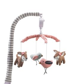 Another great find on #zulily! Lolli Living Sparrow Musical Mobile by Lolli Living #zulilyfinds