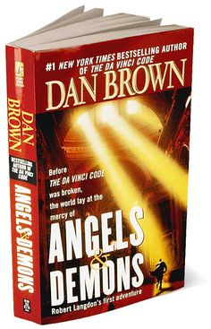 Yeah, yeah, I like Dan Brown books.