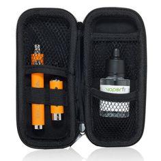 VaporFi TANK Systems Small Carrying Case  #VapeStoreWorldwide #ecig #vaporizer #ecigarette #eliquid #vape #ELiquid