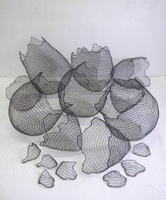 Awesome work by Adrienne Sloane. Join us for a workshop with her, April 14, 10AM - 5PM!