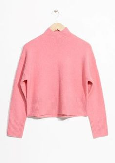 & Other Stories | Crop Sweater