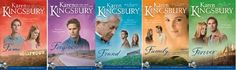 Karen Kingsbury is a must