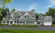 Plan #132-180 - Houseplans.com