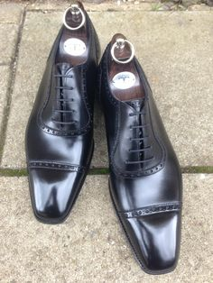 Quintessential G&G - the St James II in black