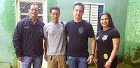 Taís Paranhos: Policiais ajudam preso que roubou comida