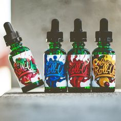 JUICE ROLL UPZ - OG flavors always in stock! Stock up on all flavors in 30 60 and 120MLs! The perfect fruity blend of flavors that pack a punch that you can vape all day long!  Watermelon Punch  Blue Raspberry  Strawberry  Orange Cherry  #vape #girlswhovape #vapelife #cloudchasing #vapefamily #vapegram #vapeporn #calivapors #vapecommunity #instavape #ejuice #eliquid #vapedaily #vapesquad #vapefeed #vapelove #handcheck #vapers #liquidguys #juicrollupz