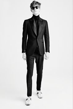 Tom Ford Fall 2015 Menswear - Collection - Gallery - Style.com