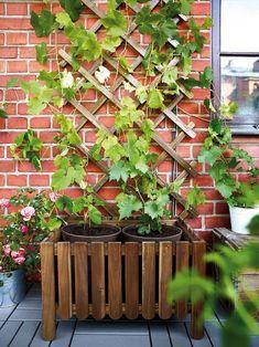 Jardines, balcones y terrazas a punto para la primavera | Decorar Una Casa