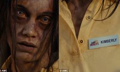 fear the walking dead episode 5 cobalt THE KIMBERLY ZOMBIE!