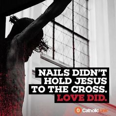 #GoodFriday #Catholic #NoGreaterLove #PassionofChrist