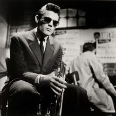 stackaly:  Chet Baker… One of my kings of cool.