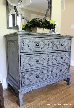 Beautiful+chest+of+drawers+for+a+foyer