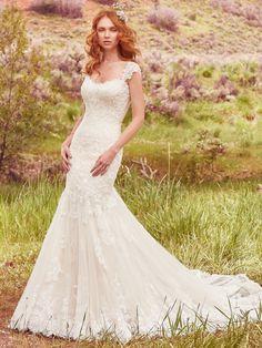 Callie Wedding Dress | Maggie Sottero