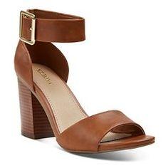 Women's Noemi Quarter Strap Sandals - COGNAC