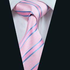 DN-433 Men s 100% Jacquard Woven Silk Ties Necktie Free P&P! Clearance Sale!