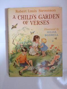 Robert Louis Stevenson A child's Garden of Verses