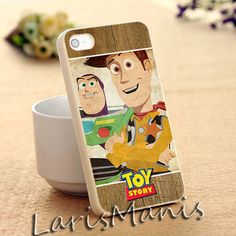 toy story Vintage - iPhone 4,4S,5,5S,5C, Case - Samsung Galaxy S3,S4,NOTE,Mini, Cover, Accessories,Gift