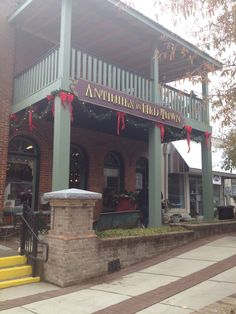 Antiques in Old town in Lilburn, GA
