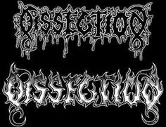 Dissection - Excellent Swedish melodic BM