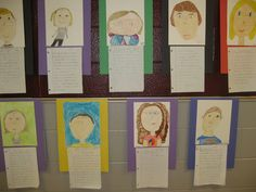 Future Stories-Have students write a narrative about their future.