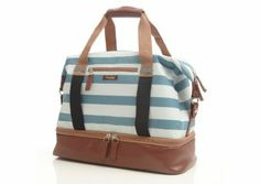 Amazon.com: Po Campo Midway Weekender, this color is on backorder until January.