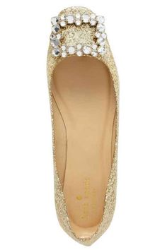 Kate Spade flats - Best Holiday Accessories 2012