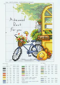 GRAFICOS SODA COREA ,,, SUPER LINDOS (pág. 8) | Aprender manualidades es facilisimo.com