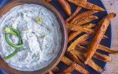 <p>Need a dip for the weekend game day get-together that doesn't break the calorie bank? This garlic and onion dip is a real crowd pleaser — there won't be any leftovers. </p>