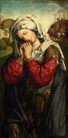 Colijn de Coter, The Mourning Mary Magdalene