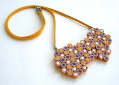 Faux Pencil jewelry Angela Barenholtz