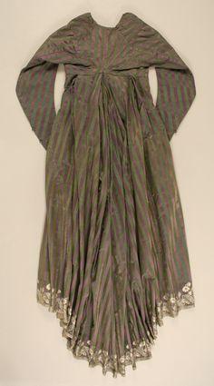 Round gown, ca. 1795